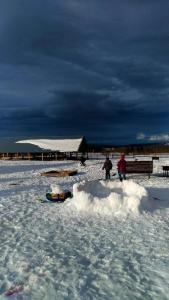 Kolhidskie Vorota Usadba, Farm stays  Mezmay - big - 59
