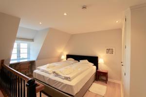 Ulenhof Appartements, Ferienwohnungen  Wenningstedt-Braderup - big - 50