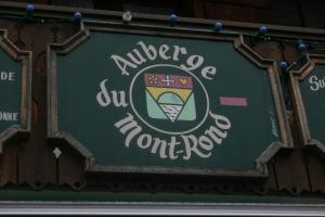 Auberge du Mont Rond