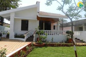 Bungalow near Tungarli Lake, Lonavala, by GuestHouser 30797