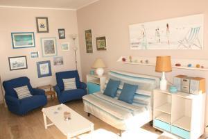 Appartement Le Chantilly 6, Apartmány  Cagnes-sur-Mer - big - 3