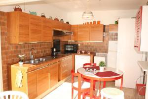Appartement Le Chantilly 6, Apartmány  Cagnes-sur-Mer - big - 7