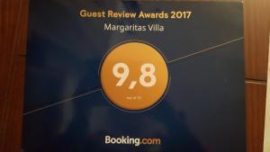 Margaritas Villa, Villák  Rafína - big - 51