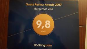 Margaritas Villa, Villák  Rafína - big - 52