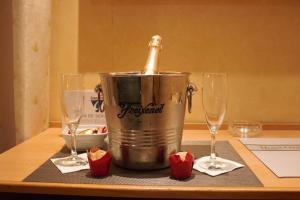 Hotel Gran Via, Hotels  Zaragoza - big - 51