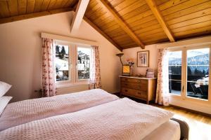 Ula's Holiday Apartments, Apartmanok  Beatenberg - big - 37