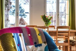 Ula's Holiday Apartments, Apartmanok  Beatenberg - big - 7