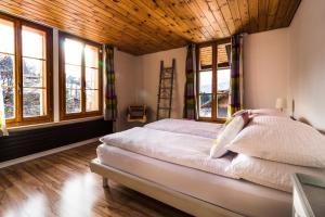 Ula's Holiday Apartments, Apartments  Beatenberg - big - 20