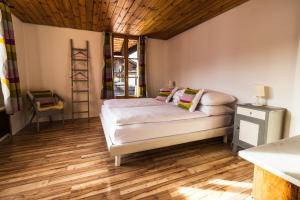Ula's Holiday Apartments, Apartmanok  Beatenberg - big - 21