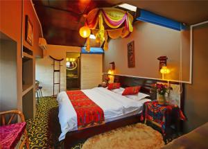 Lijiang Venice Lost Guest House, Vendégházak  Licsiang - big - 21