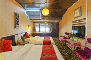 Lijiang Venice Lost Guest House, Vendégházak  Licsiang - big - 34
