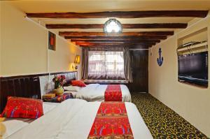 Lijiang Venice Lost Guest House, Vendégházak  Licsiang - big - 40
