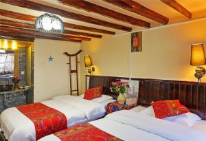Lijiang Venice Lost Guest House, Vendégházak  Licsiang - big - 35