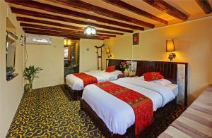 Lijiang Venice Lost Guest House, Vendégházak  Licsiang - big - 33