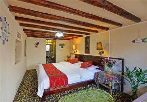 Lijiang Venice Lost Guest House, Vendégházak  Licsiang - big - 43
