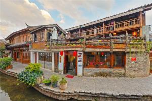 Lijiang Venice Lost Guest House, Vendégházak - Licsiang