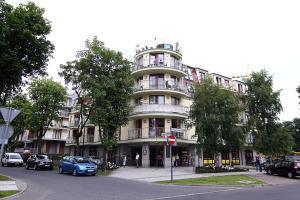 Apartamenty Świnoujście Róża Wiatrów