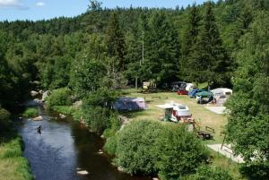 Camping Eco-responsable du Pont de Braye - Pourcheresse
