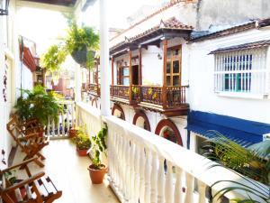 Hotel Santa Cruz, Hotel  Cartagena de Indias - big - 1