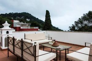Villa Bianca, Villen  Capri - big - 35