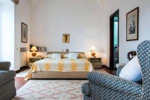 Villa Bianca, Villen  Capri - big - 41