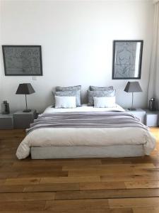 Appt Fort Notre Dame, Appartamenti  Marsiglia - big - 9