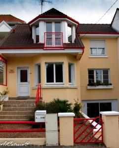 Appart hôtel Villa Antibes