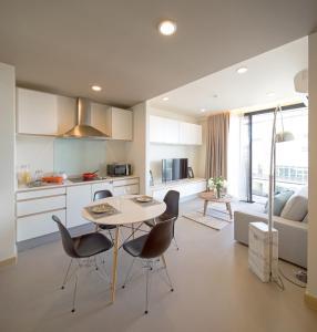 Mattani Suites, Апартаменты  Бангкок - big - 46
