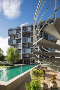 Mattani Suites, Апартаменты  Бангкок - big - 57