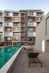 Mattani Suites, Апартаменты  Бангкок - big - 61