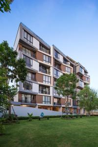 Mattani Suites, Апартаменты  Бангкок - big - 62