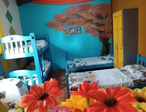 Xua Hostel Santos, Bed & Breakfasts  Santos - big - 39