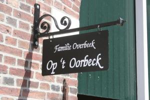 Op 't Oorbeck, Bed & Breakfasts  Enschede - big - 37