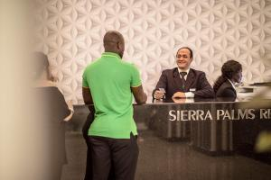 Sierra Palms Resort, Hotely  Freetown - big - 46