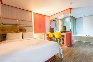 Deluxe Double Room IN Motel