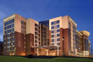 Hyatt Place St. Louis/Chesterfield, Szállodák  Chesterfield - big - 1