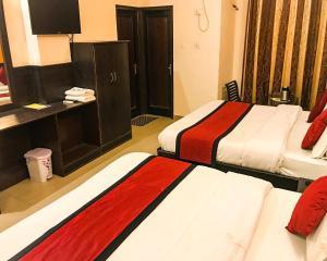Durga Residency, Hotel  Katra - big - 28