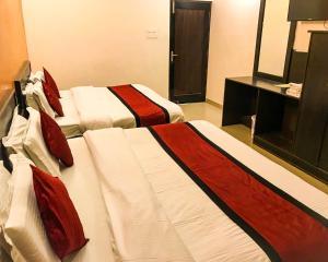 Durga Residency, Hotel  Katra - big - 21