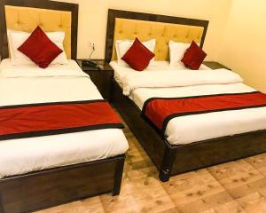 Durga Residency, Hotel  Katra - big - 22