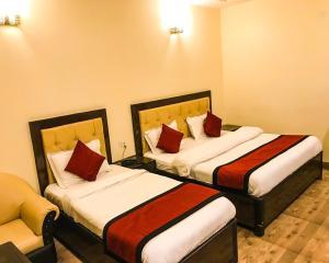 Durga Residency, Hotel  Katra - big - 29