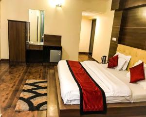 Durga Residency, Hotel  Katra - big - 16