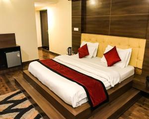 Durga Residency, Hotel  Katra - big - 23