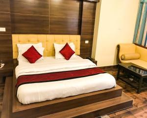 Durga Residency, Hotel  Katra - big - 36