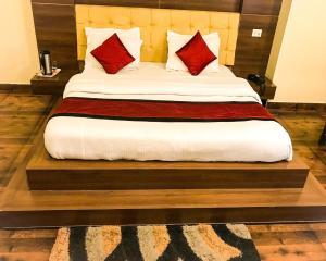 Durga Residency, Hotel  Katra - big - 37