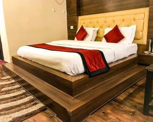 Durga Residency, Hotel  Katra - big - 39