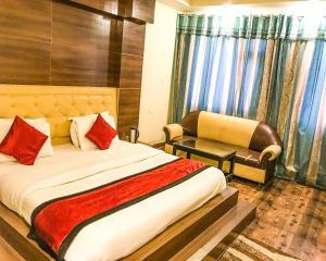 Durga Residency, Hotel  Katra - big - 42