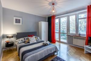 ClickTheFlat Żurawia Street Apart Rooms