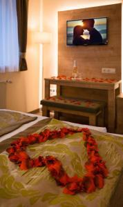 Hotel Honti, Отели  Вишеград - big - 40