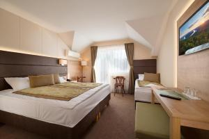 Hotel Honti, Отели  Вишеград - big - 39