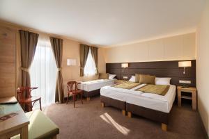 Hotel Honti, Отели  Вишеград - big - 28